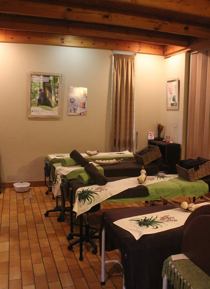 Spa Ikhutsa Mountain Manor Guest House Day Spa Deli